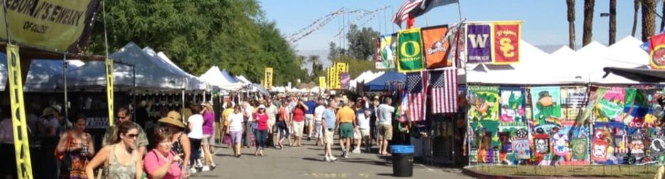 3 Great Street Fairs in the Palm Springs Area, THE WESTCOTT