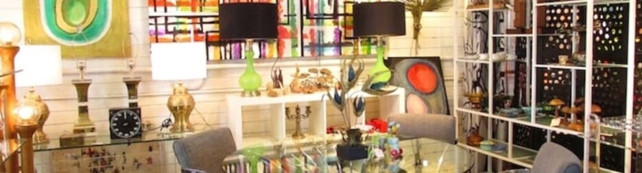 Memorable Spring Antiquing In Palm Springs, THE WESTCOTT